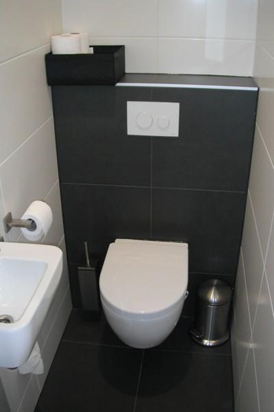 brugman toilet verbouwing over sanitair