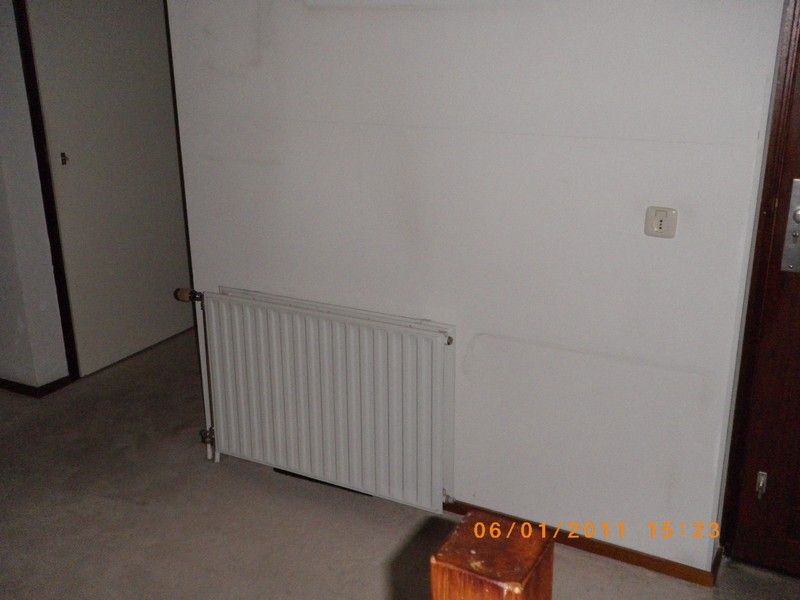 Standaard radiatoren.